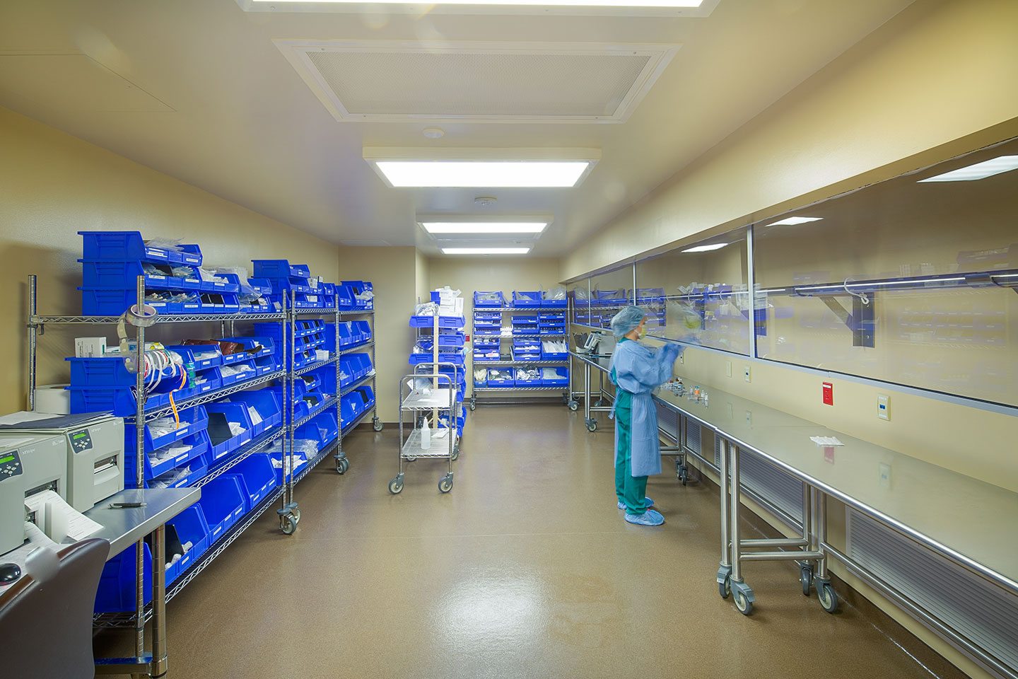 Pharmacies may need to renovate their facilities in order to accommodate new USP 800 standards.