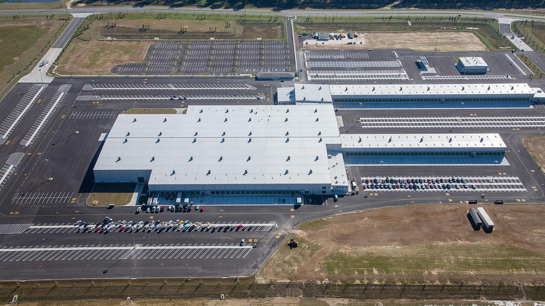 FedEx Ground Ocala Distribution Hub