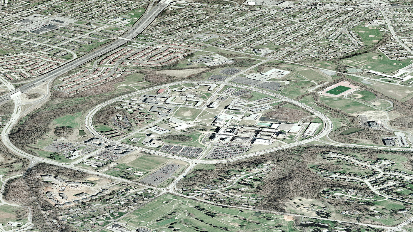 Baltimore County gives the public access to its GIS maps, data, and services through a fee-based program so they can create mapping products based on their own specifications.