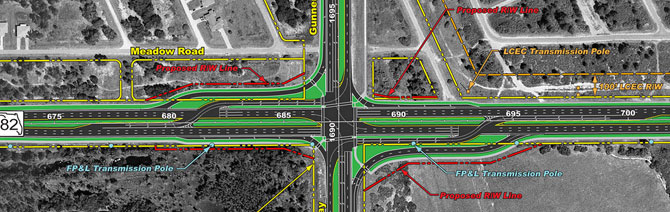 have you ever heard of a continuous flow intersection