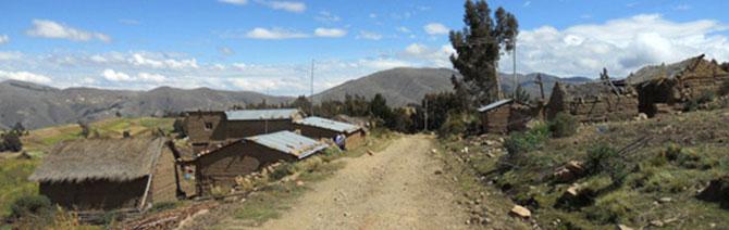 Implementing Eco-Latrines in Cotani, Bolivia