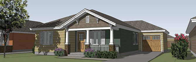 Design Competition Sparks Change In Tulsa Habitat For Humanity