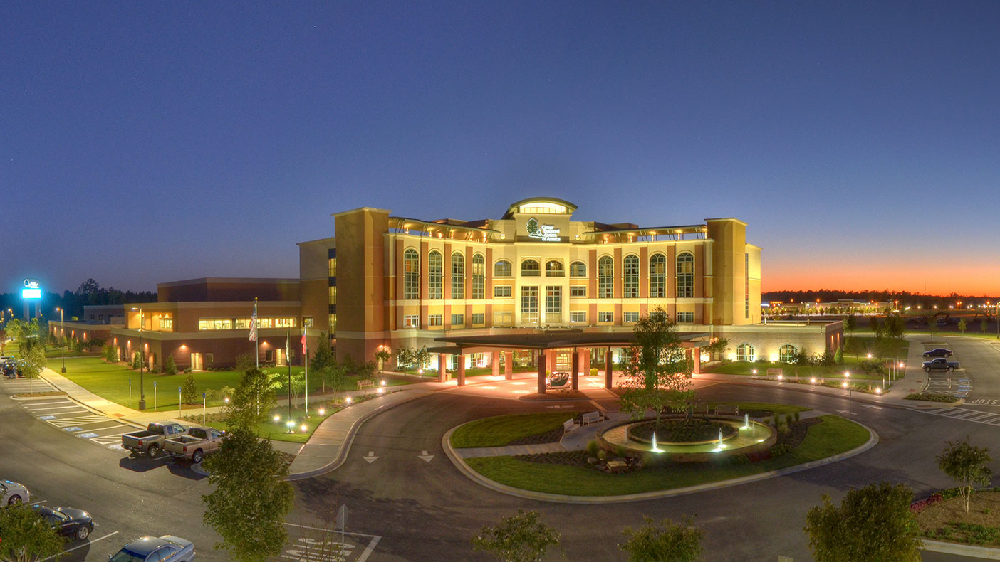 All of the CTCA facilities—including the Southeastern Regional Medical Center in Georgia—have been designed with extensive input from patients.