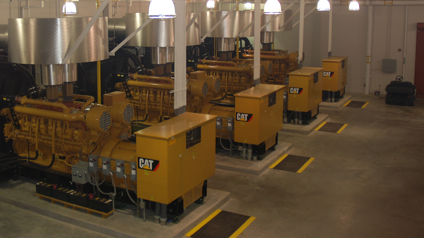 The new emergency power plant delivers 100 percent power required to run the entire campus, making CFVMC one of the few U.S. hospitals fully operational by using only the onsite generator plant.