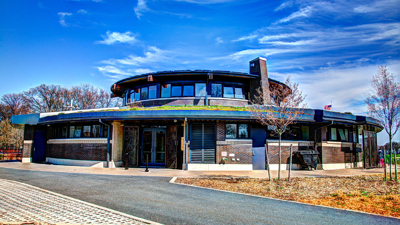 We provided the 8,000-square-foot circular community center with fire-protection, civil and structural engineering, displacement ventilation, and building systems commissioning services to elevate equipment performance and functionality.
