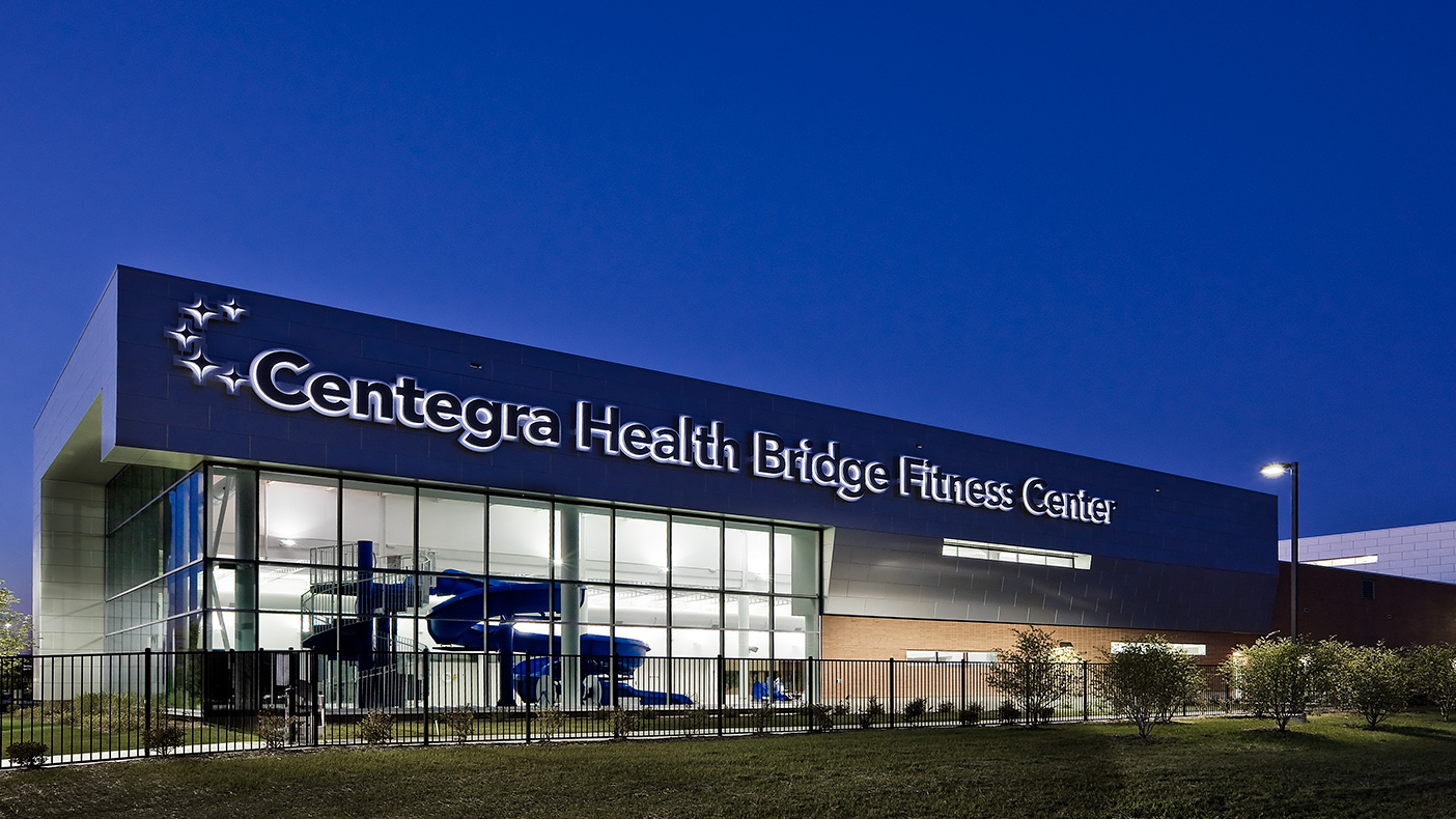 All major functions within the 121,300 SF-facility have views of the exterior courtyard.
