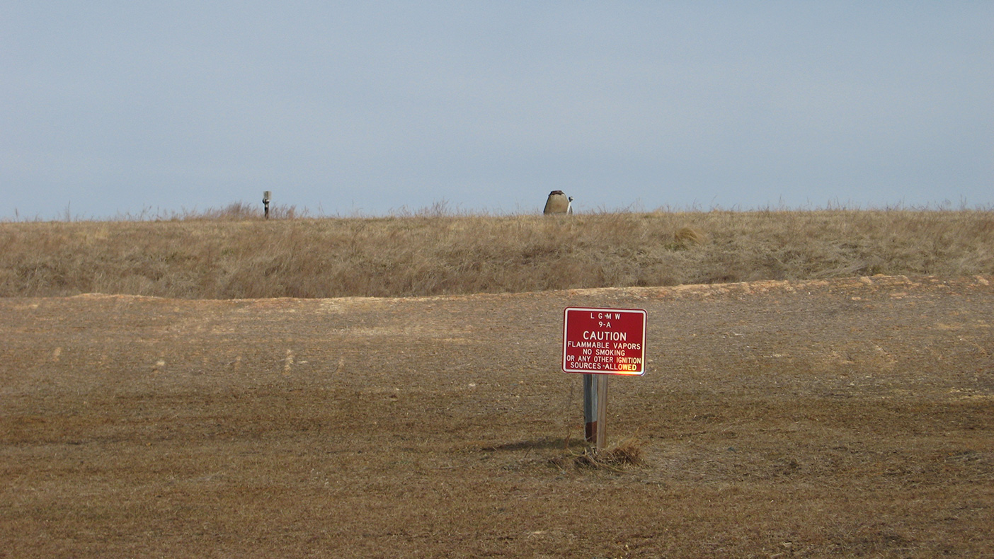 The City of Danville Landfill is closed, but requires monitoring for environmental impacts.