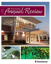 2013 Annual Review: Spring 2014