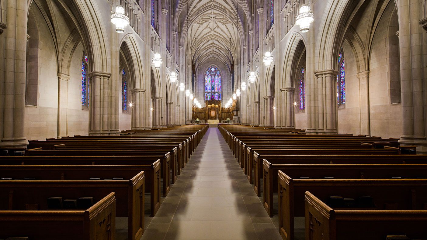 Since its original construction in the early 1930s, the historic Duke University Chapel had not undergone any major renovations or restorations beyond the addition of the Flentrop Organ in 1976.