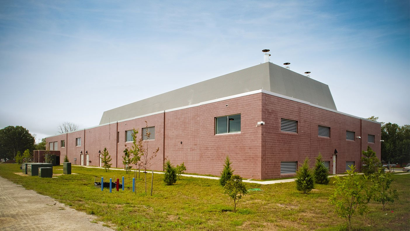 The Central Utility Plant (CUP) is estimated to consume 27.6% less energy per year than a typical hospital, representing a savings of nearly $450,000 annually.