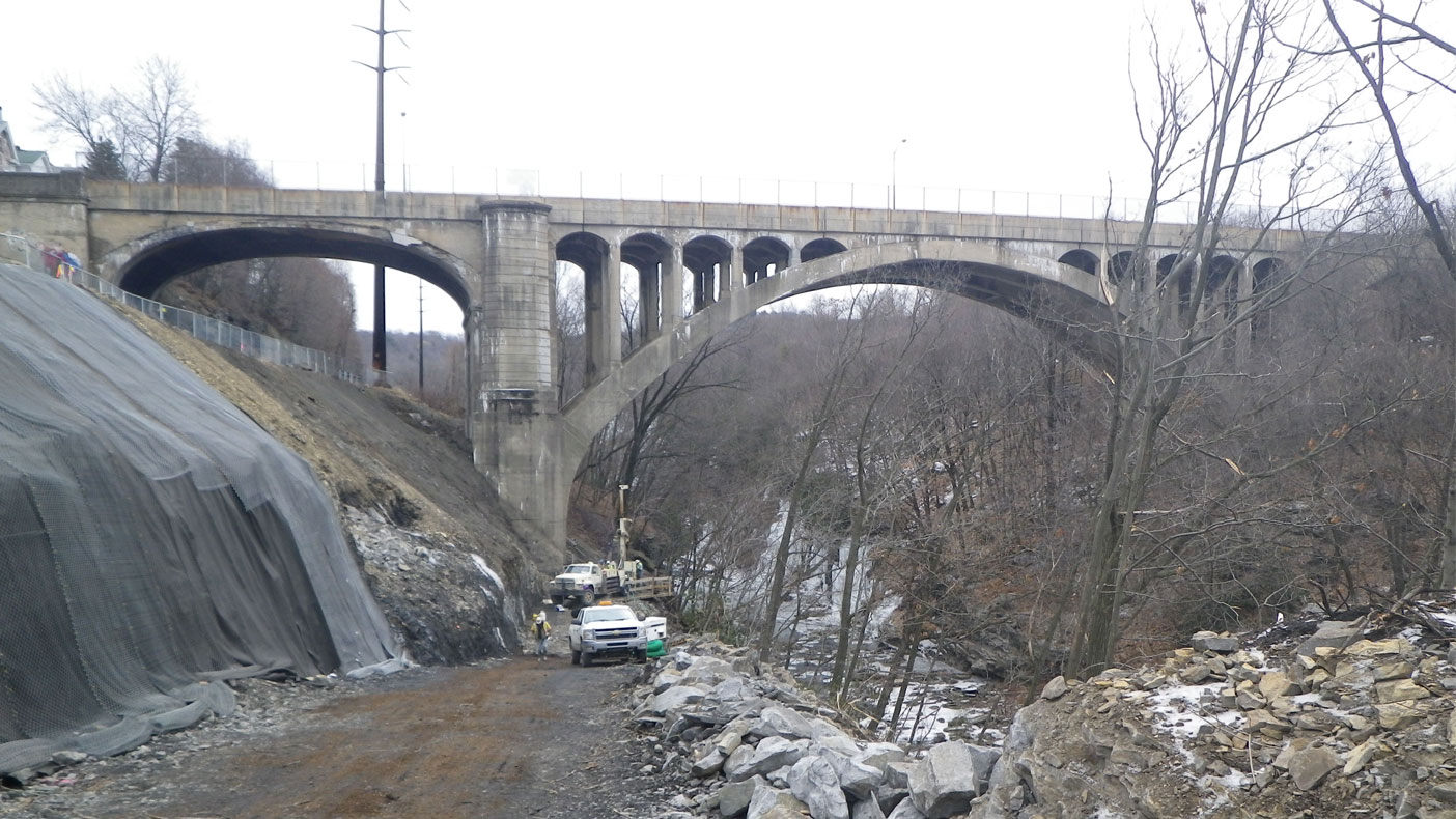 Over its life, routine bridge repair led to more extensive reconstruction, and several alterations were completed between 1946 and 2007 before the decision was finally made to replace the bridge.