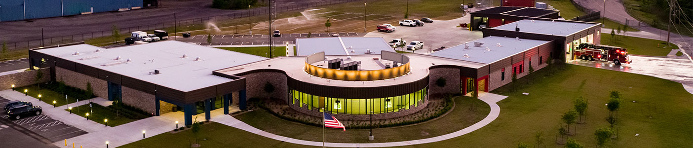 A Smart Investment: The Billie A. Hall Public Safety Center