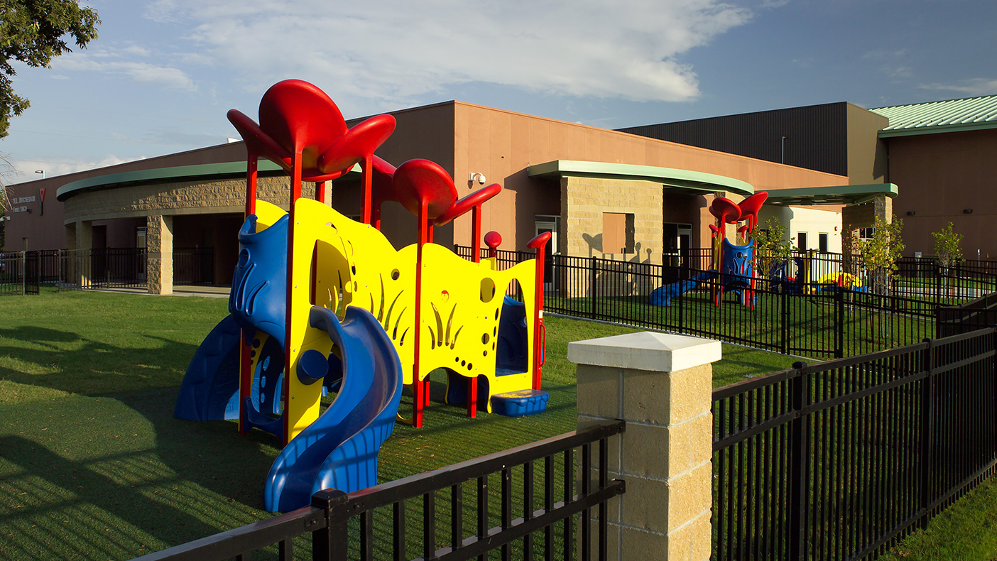 Two new YMCA centers in Oklahoma offer a variety of recreational programs, with several spaces for children.