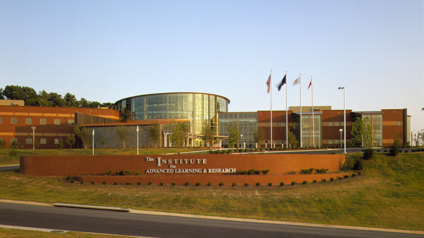 Designed with industrial training technology in mind, IALR is helping the Southside Virginia region diversify its economic base.
