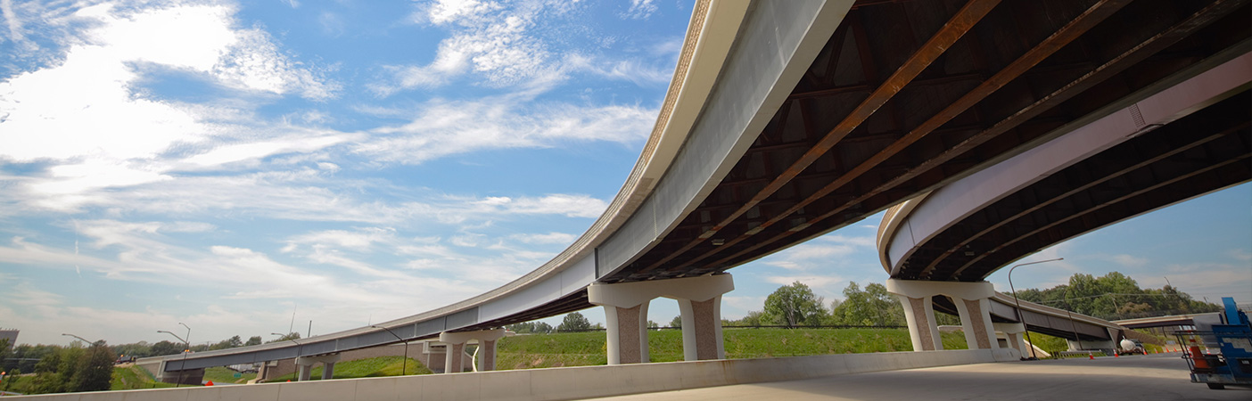 Contract C of the Intercounty Connector project is the second of five contracts to complete the 18.8-mile corridor from Montgomery to Prince George's Counties.