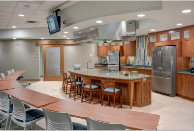 Midwestern Regional Medical Center – Demonstration Kitchen