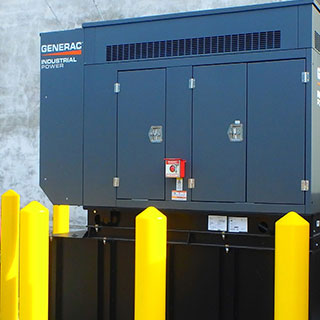 Greater Amsterdam standby generators will protect key municipal buildings from power outages