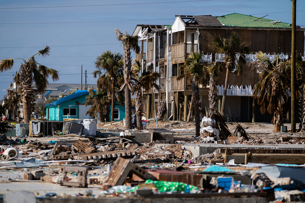 ENR Southeast cited Dewberry's work in the Florida Panhandle following the devastation of Hurricane Michael in 2018 as a reason for the recognition.
