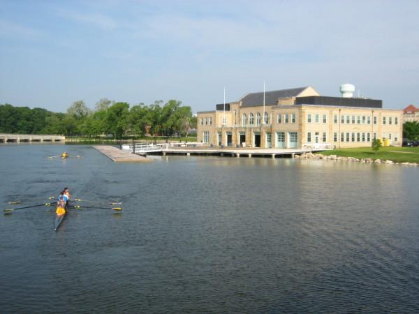 U.S. Naval Academy, Hubbard Hall.