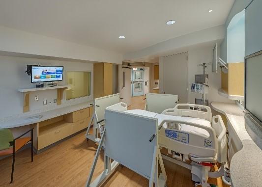 MIBG Suite, Texas Children's Hospital