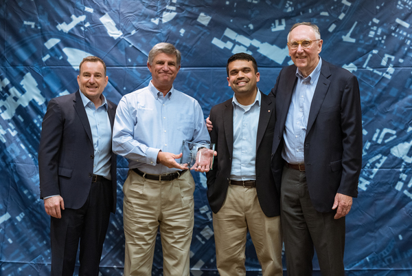 Dewberry Receives ESRI Partner Conference Award