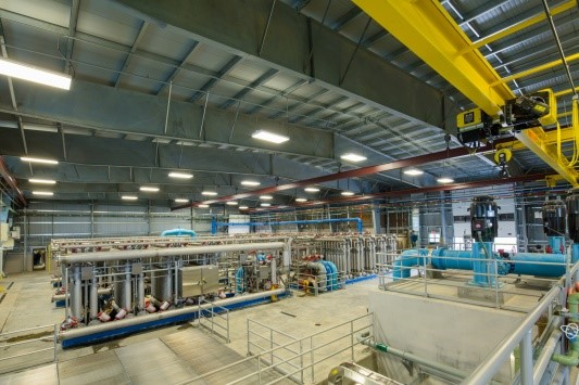 Acec Colorado Honors Rueter Hess Water Purification