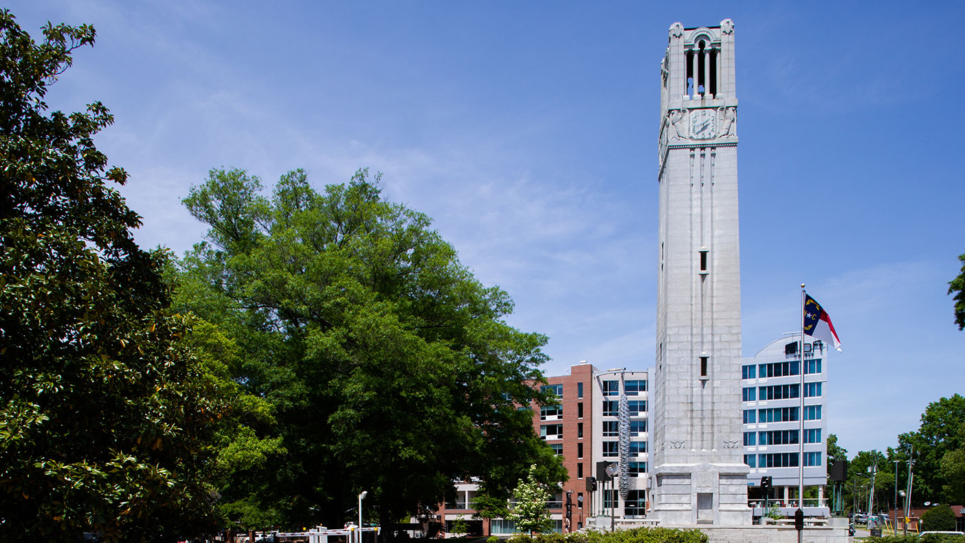 In addition to utility infrastructure improvements across NC State's campus, we provided MEP and construction administration services to modify the existing HVAC system in Primrose Hall.