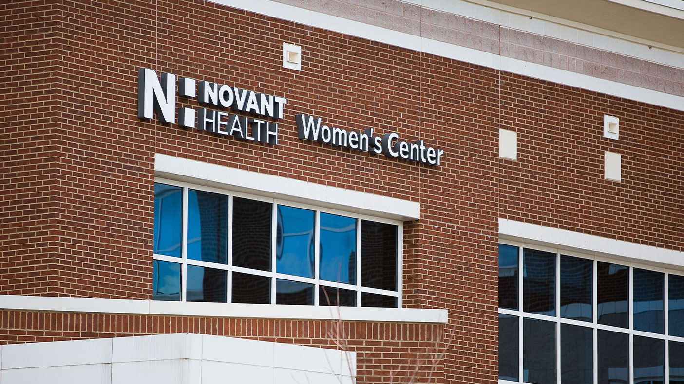 The two-phased project included renovations and an expansion to the Women's Center at Novant Health's Matthews Medical Center in southwest North Carolina.