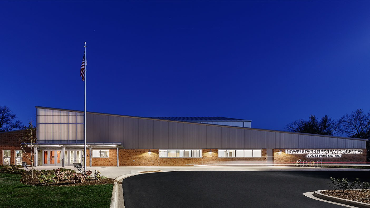 Our team assisted the Joliet Park District in fulfilling a November 2014 referendum to construct a new east-side community recreation center.