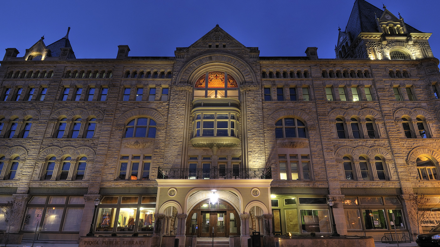 The five-story Richardson Romanesque building, designed by Columbus architect J.W. Yost, has played a significant role in local history for more than a century.