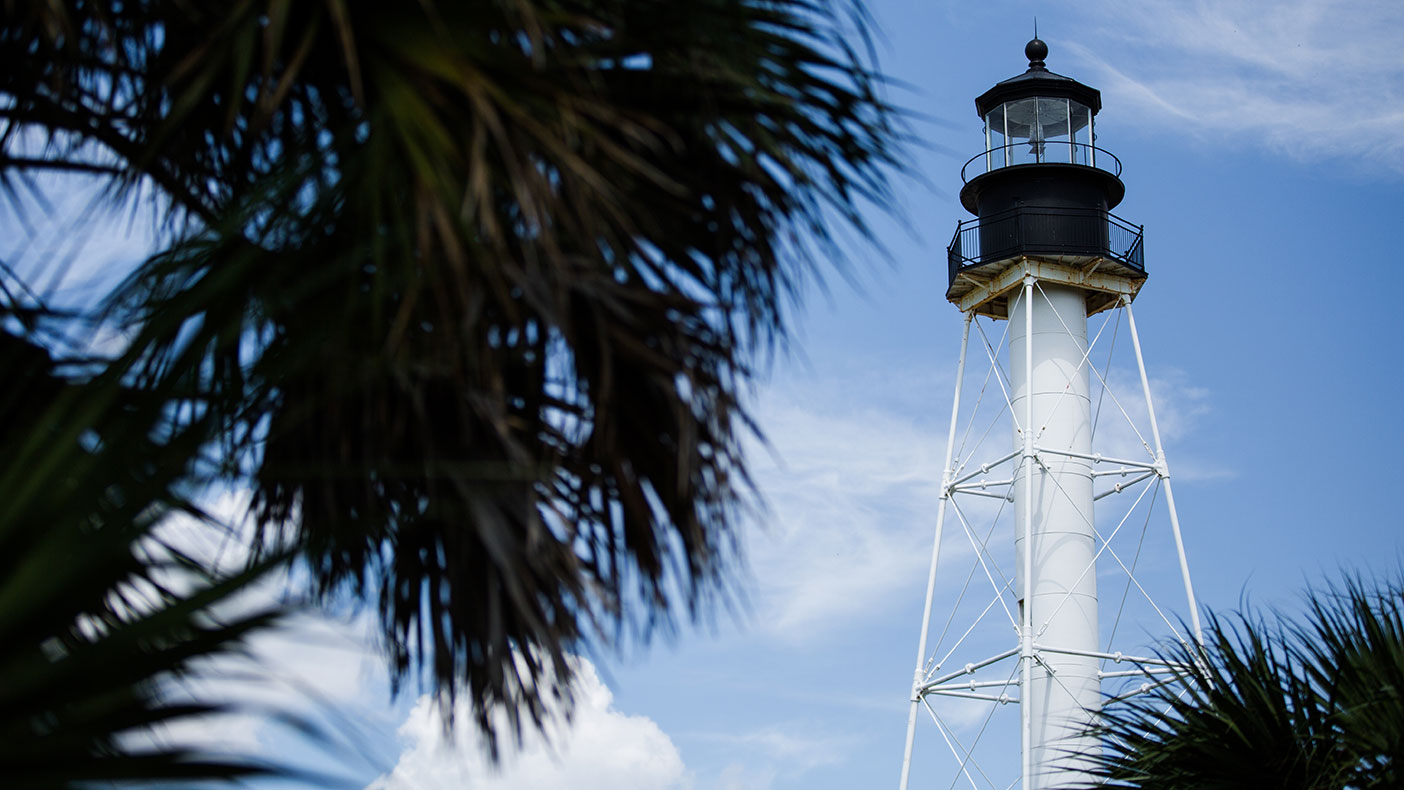 The 12.3 miles the lighthouse traveled is the longest move of an intact lighthouse in the U.S.