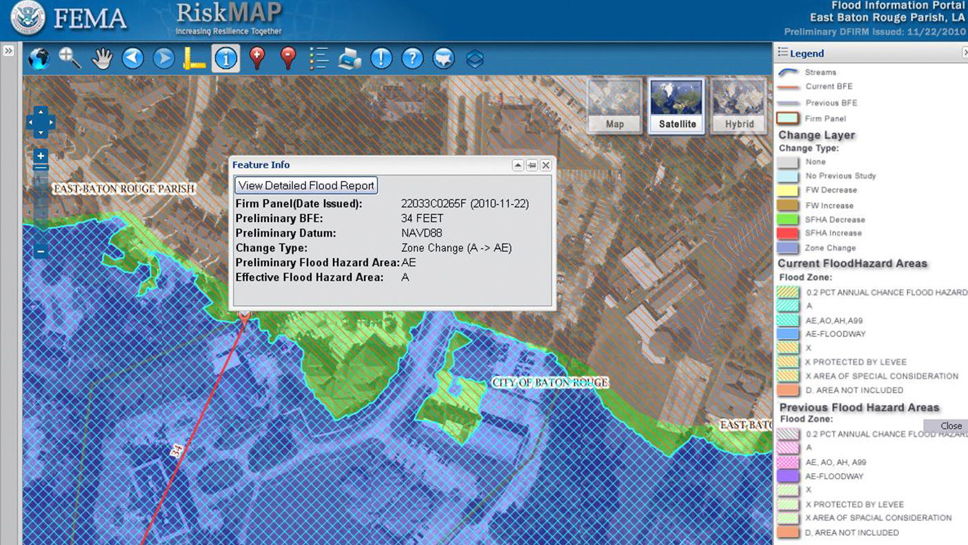 GeoRAMPP, our ESRI ArcGIS-based solution, allows us to efficiently deliver quality mapping products in support of FEMA's Risk MAP initiative.