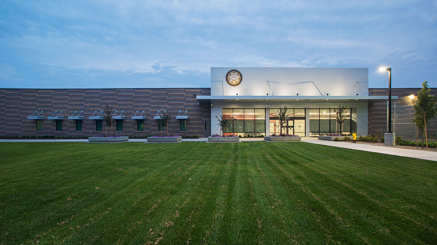 The $87.2-million expansion consists of two maximum security housing units and a medical/mental health housing unit.