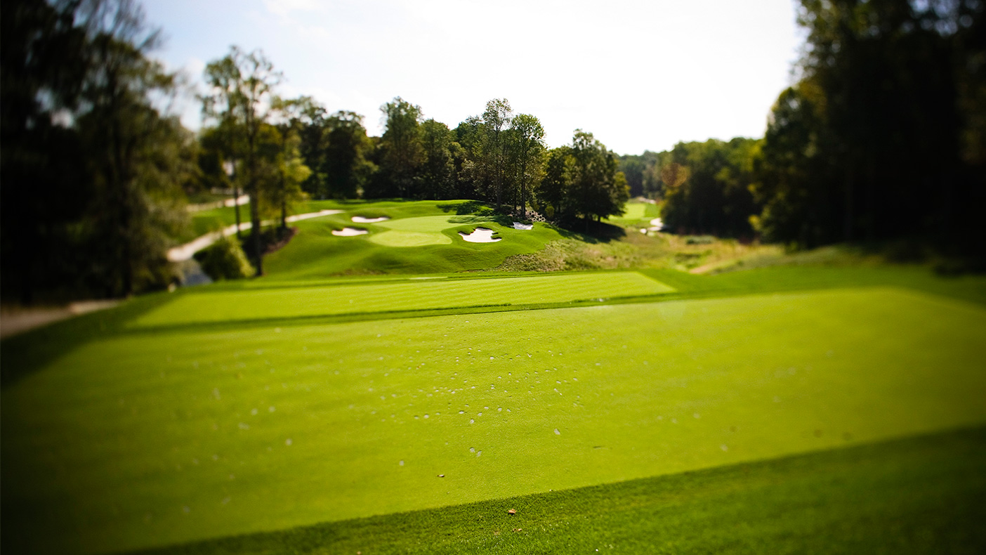 We worked closely with environmental consultant LandStudies, Inc. and the PGA TOUR to optimize the golf course development while creating a stable and self-sustaining stormwater management system.