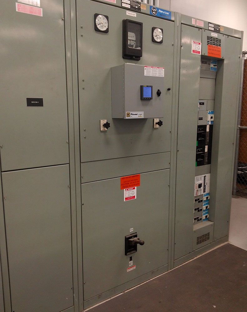 We collected data for more than 3,000 electrical panels, including type, dimensions, manufacturer name, voltage, amperage, and number of circuit breakers.